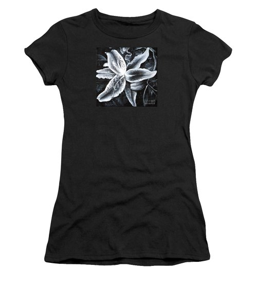 Stargazer Lilly Women's T-Shirt (Athletic Fit)