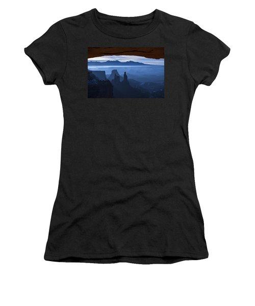 Starlit Mesa  Women's T-Shirt