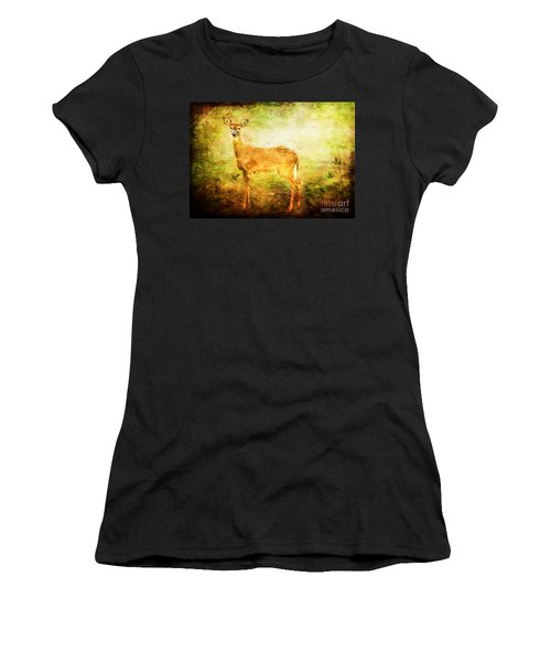 Startled Women's T-Shirt