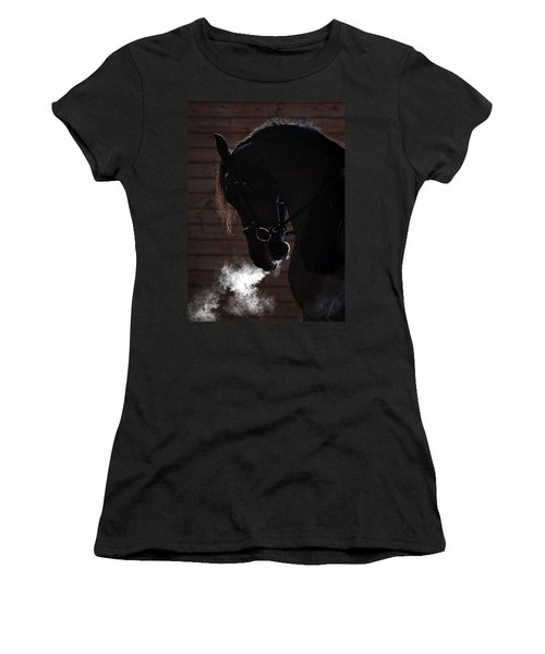 Steam Engine Women's T-Shirt