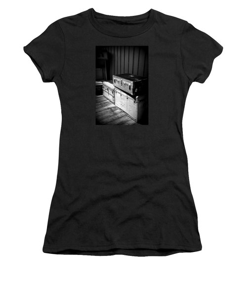 Steamer Trunks Women's T-Shirt