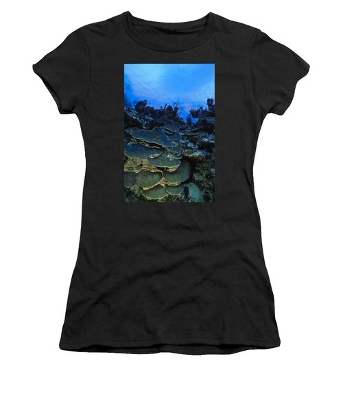 Steps Of The Sea Women's T-Shirt
