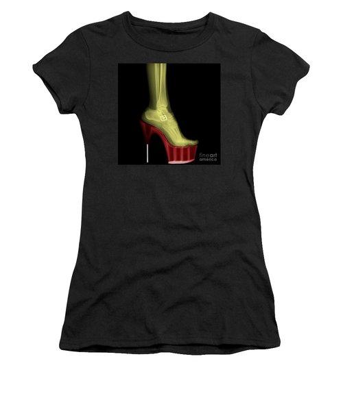 Stiletto High-heeled Shoe Women's T-Shirt