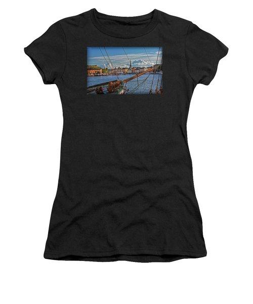 Stockholm Women's T-Shirt (Athletic Fit)