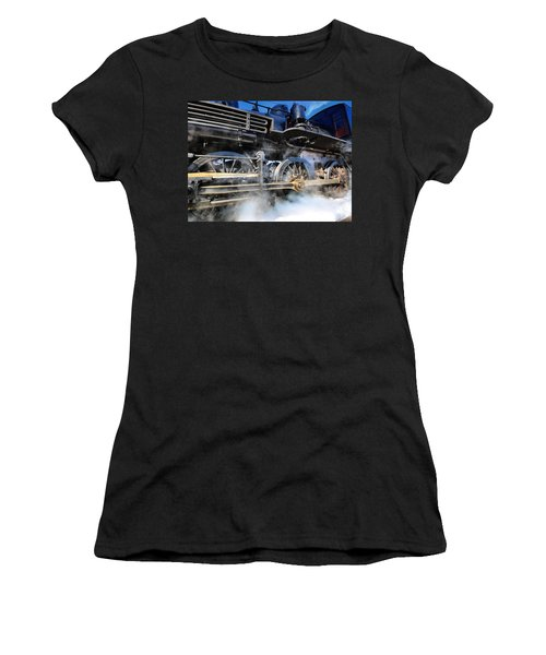 Stokin-tokin Women's T-Shirt (Junior Cut) by Robert McCubbin