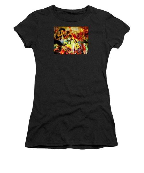 Stone Temple Pilots Original  Women's T-Shirt (Athletic Fit)