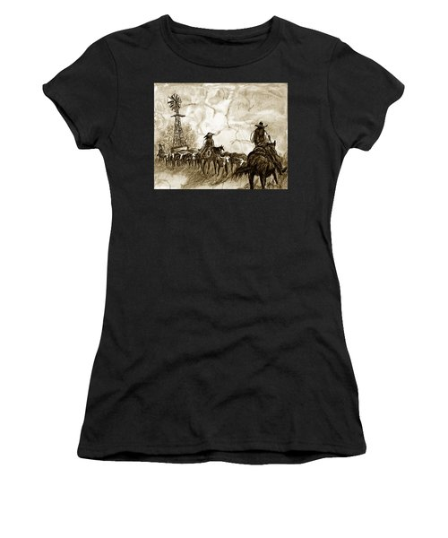 Strange Sky Women's T-Shirt