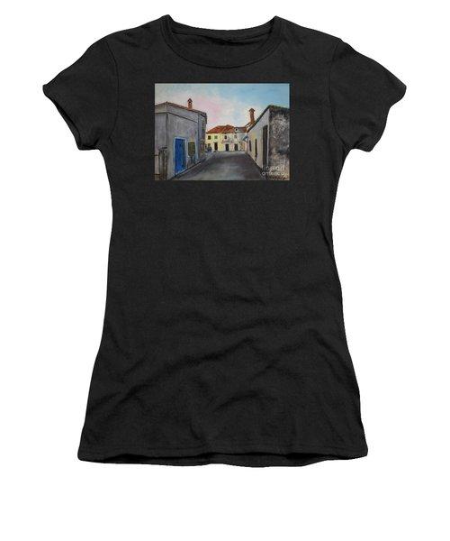 Street View From Kavran Women's T-Shirt