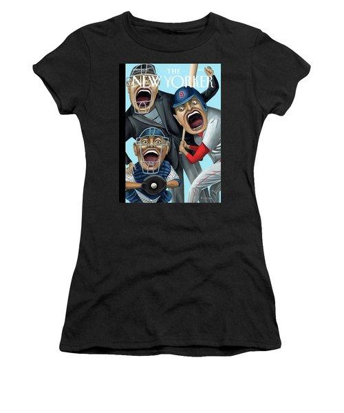Strike Zone Women's T-Shirt