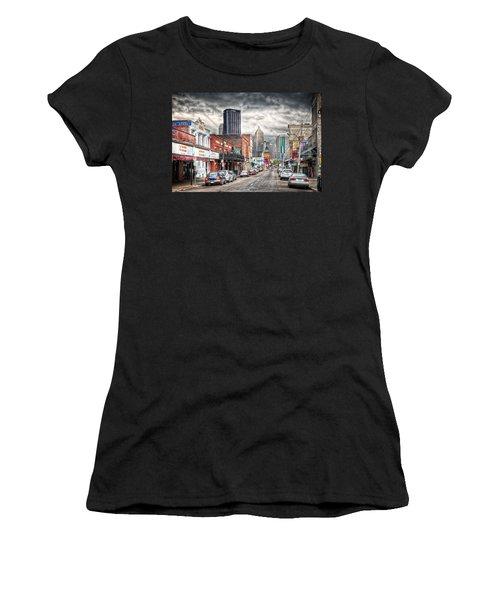 Strip District Pittsburgh Women's T-Shirt