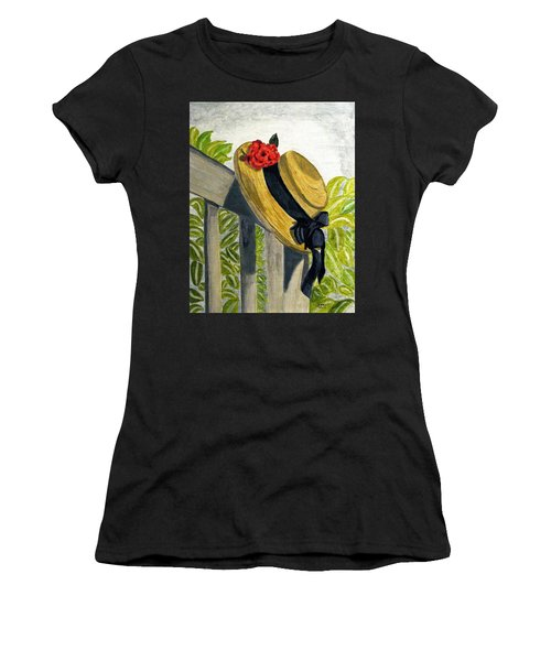 Summer Hat Women's T-Shirt