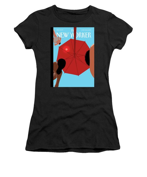 Summer Sky Women's T-Shirt