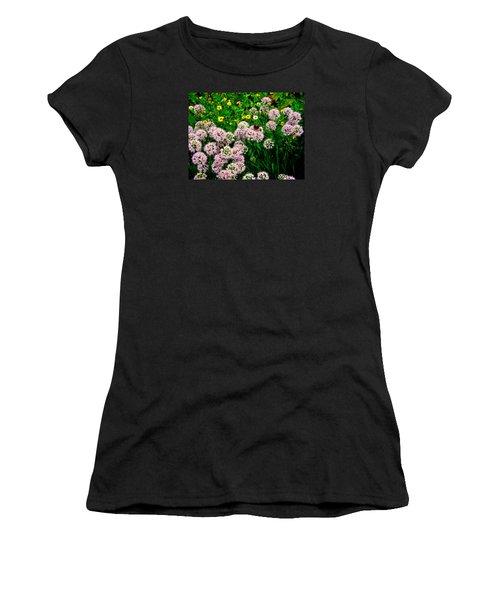 Summer Song Women's T-Shirt (Junior Cut) by Zafer Gurel