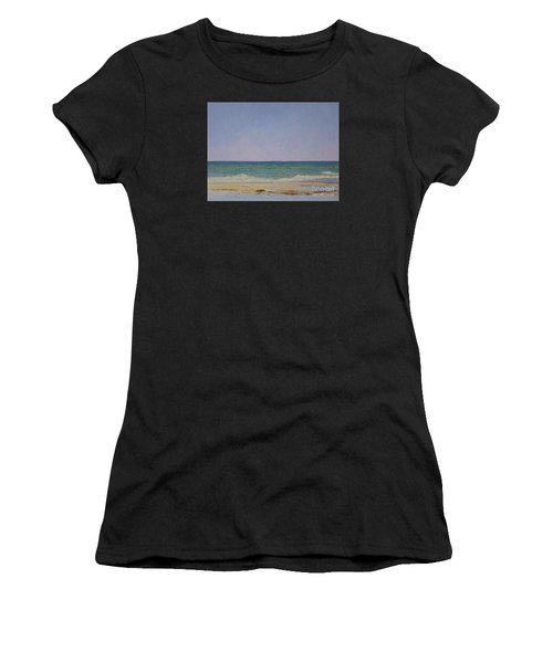 Summer Storm Tidepools Women's T-Shirt