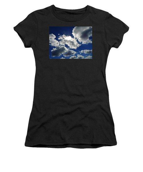 Sun-kissed Women's T-Shirt (Athletic Fit)