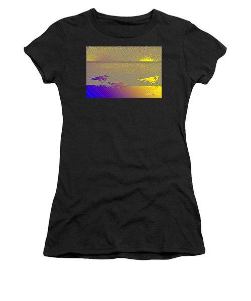 Sunbird Women's T-Shirt (Athletic Fit)