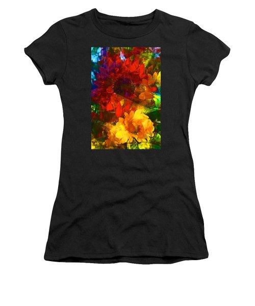 Sunflower 11 Women's T-Shirt (Athletic Fit)