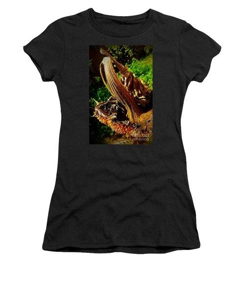 Sunflower Seedless 2 Women's T-Shirt (Junior Cut) by James Aiken