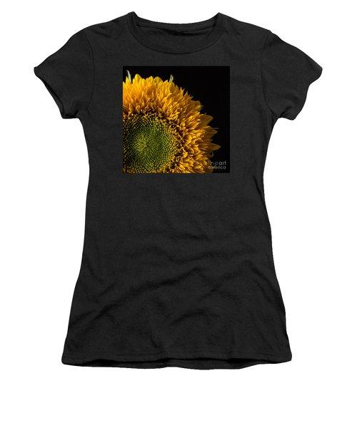 Sunflower Square Women's T-Shirt