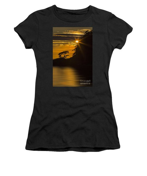 Sunkissed Women's T-Shirt (Junior Cut) by Sonya Lang