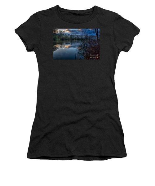 Sunrise At  Biltmore Estate Women's T-Shirt