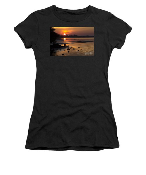 Sunrise Photograph Women's T-Shirt