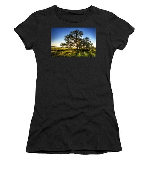 Sunset Oak Women's T-Shirt
