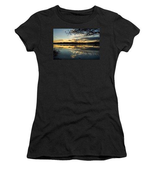 Sunset Reflection Women's T-Shirt