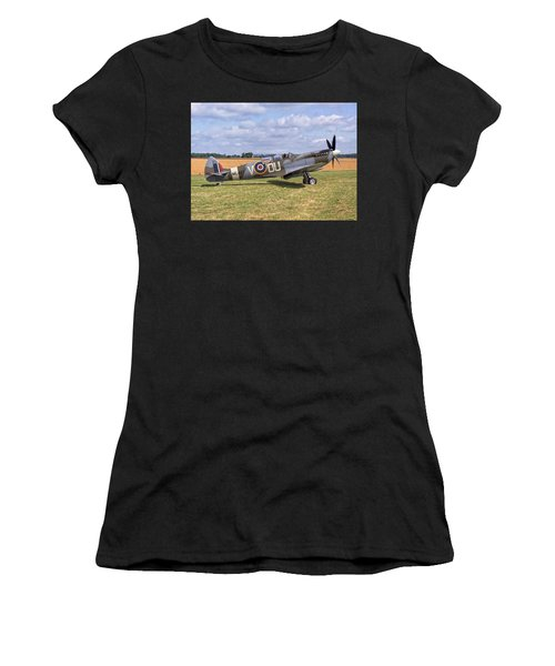 Supermarine Spitfire T9 Women's T-Shirt
