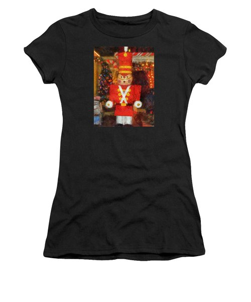 Surrender Walt Disney World Women's T-Shirt (Athletic Fit)