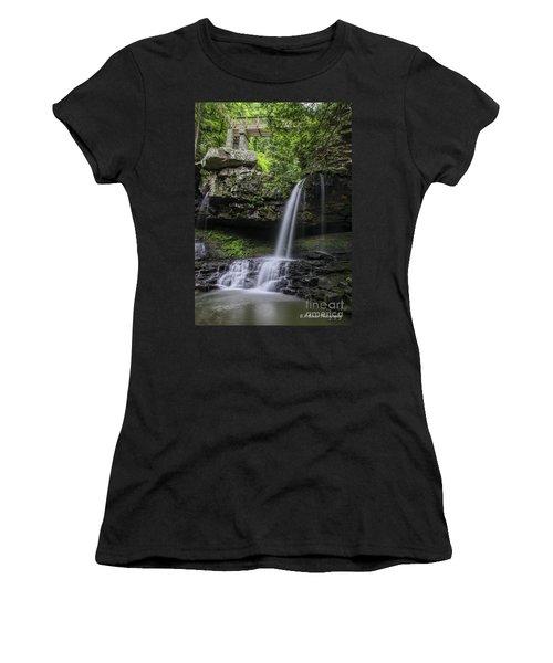Suttons Gulch Waterfall Women's T-Shirt
