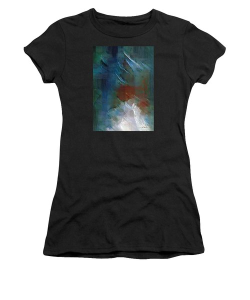 Swallowing Words Women's T-Shirt