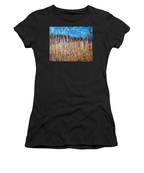 Swamp - Chamcook Nb Women's T-Shirt