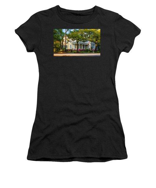 Sweet Home New Orleans Paint Women's T-Shirt