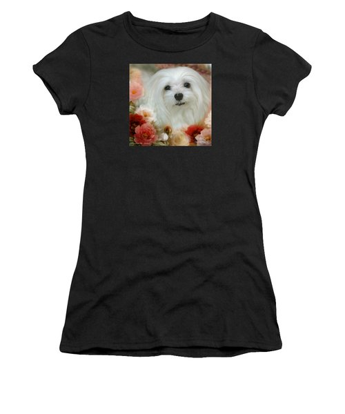 Sweet Snowdrop Women's T-Shirt