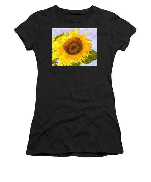 Sweet Sunflower Women's T-Shirt