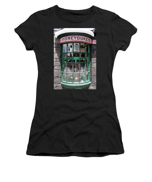Sweets Women's T-Shirt (Athletic Fit)