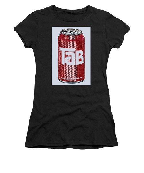 Tab Ode To Andy Warhol Women's T-Shirt