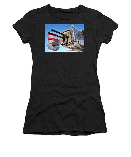 Tail Gunner Women's T-Shirt