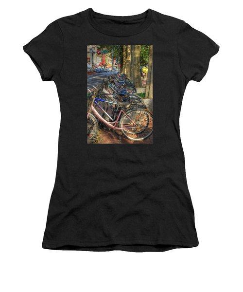 Taiwan Bikes Women's T-Shirt