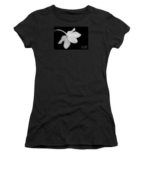 Take A Bow Women's T-Shirt (Junior Cut) by Judy Whitton