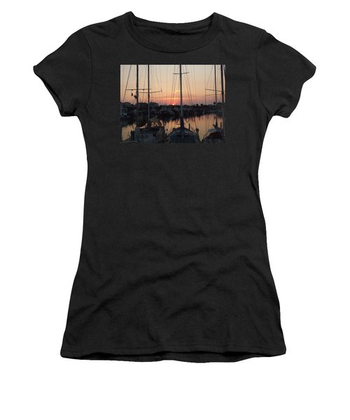 Tall Ships Women's T-Shirt (Athletic Fit)