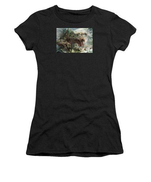 Tarmogoyf Reprint Women's T-Shirt