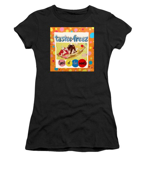 Tastee Freez Women's T-Shirt (Athletic Fit)