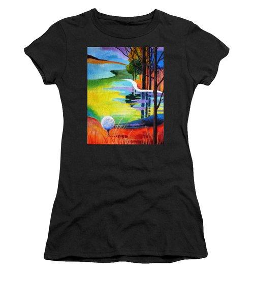 Tee Off Mindset- Golf Series Women's T-Shirt