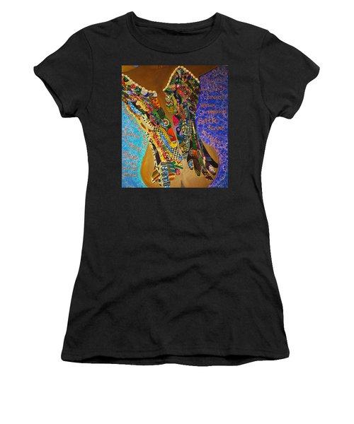 Temple Of The Goddess Eye Vol 1 Women's T-Shirt