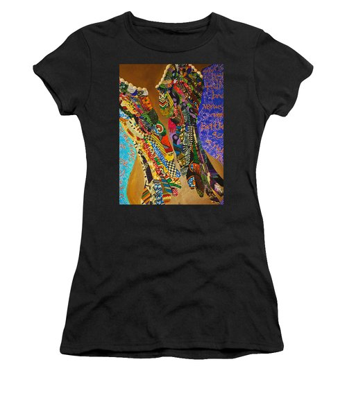Temple Of The Goddess Eye Vol 1 Women's T-Shirt