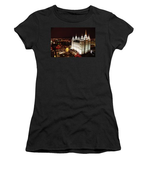 Temple Square Women's T-Shirt