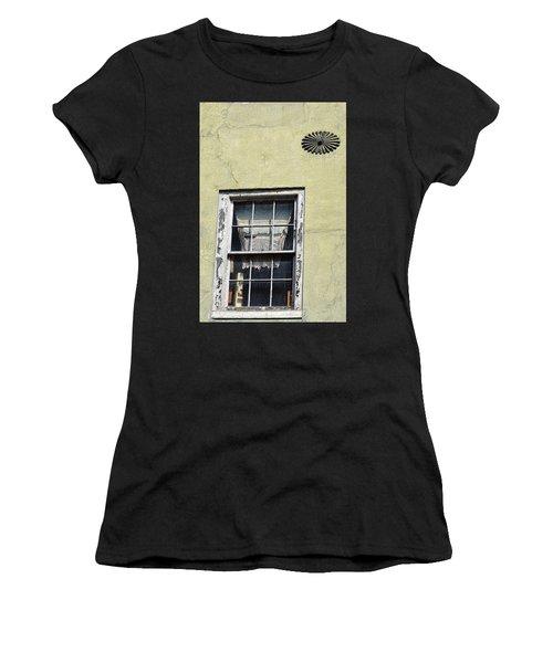 Tenement Window Women's T-Shirt