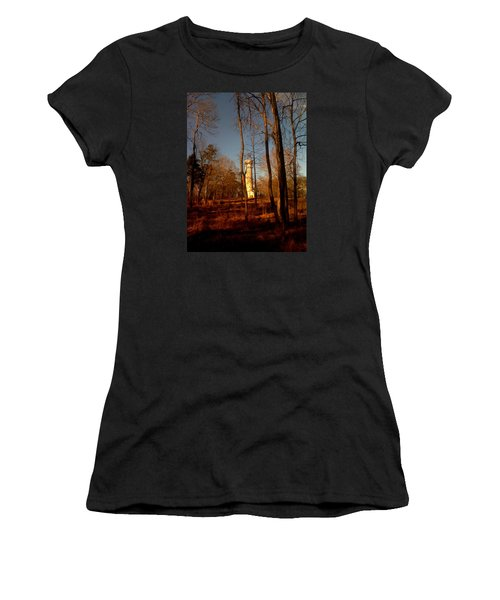 Tennessee Battle Fort Women's T-Shirt (Athletic Fit)